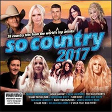Various Artists - So Country 2017 2CD