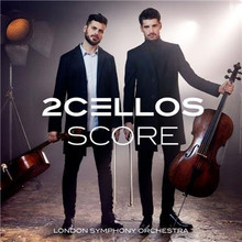 2Cellos - Score CD