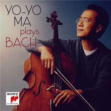Yo-Yo Ma - Plays Bach CD