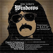 Jon Lord - Windows (2017 Reissue) CD