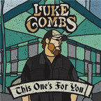 Luke Combs - This One's For You CD