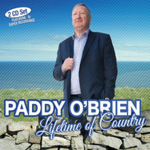Paddy O'Brien - Lifetime Of Country 2CD