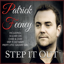 Patrick Feeney - Step It Out CD