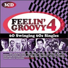 Various Artists - Feelin' Groovy Vol. 4 3CD