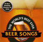 Various Artists - The World's Best Ever Beer Songs Summer 2001 2CD