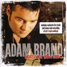 Adam Brand - Greatest Hits 1998-2008 CD