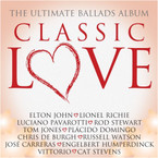 Various Artists - Classic Love: The Ultimate Ballads Album CD
