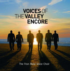 The Fron Male Voice Choir - Voices Of The Valley Encore CD