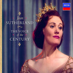 Joan Sutherland - The Voice Of The Century 2CD