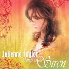 Julienne Taylor - Songs To The Siren CD