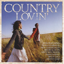 Various Artists - Country Lovin' 2CD