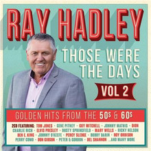 Various Artists - Ray Hadley: Those Were The Days - Golden Hits From The 50s & 60s Vol.2 2CD