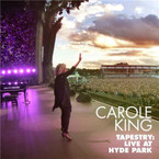 Carole King - Tapestry: Live In Hyde Park CD/DVD