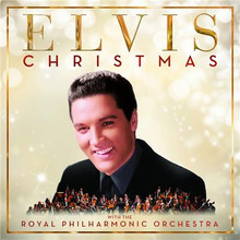 Elvis Presley - Christmas With The Royal Philharmonic Orchestra CD