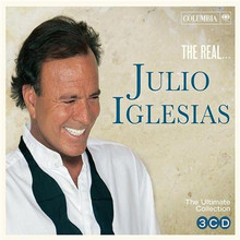 Julio Iglesias - The Real...Julio Iglesias 3CD