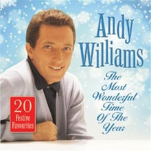 Andy Williams - The Most Beautiful Time Of The Year CD