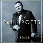 Paul Potts - On Stage CD
