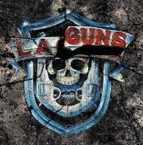 L.A. Guns - The Missing Peace CD