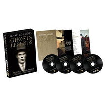 Russell Morris - Ghosts & Legends: The Complete Blues Trilogy (Deluxe Boxset) 3CD/DVD/Booklet