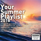 Various Artists - Your Summer Playlist 2018 2CD