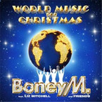 Boney M - World Music For Christmas CD