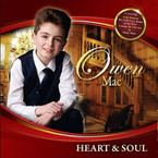 Owen Mac - Heart And Soul CD