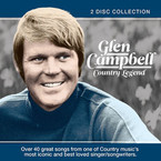 Glen Campbell - Country Legend 2CD