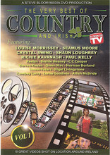 Various Artist - The Very Best Of Country And Irish Vol. 1