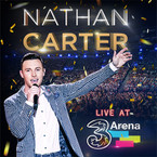 Nathan Carter - Live At 3 Arena CD