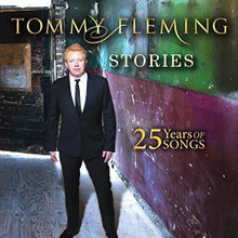 Tommy Fleming - Stories: 25 Years of Song CD/Booklet