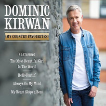 Dominic Kirwan - My Country Favourites CD