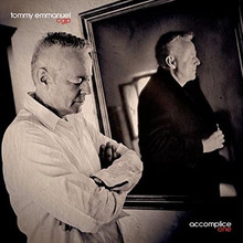 Tommy Emmanuel - Accomplice One CD