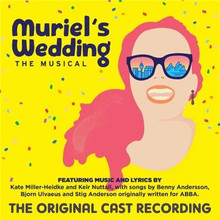 Cast Recording - Muriel's Wedding The Musical CD