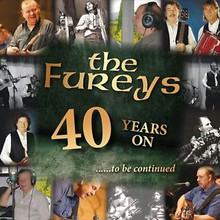 The Fureys - 40 Years On To Be Continued CD
