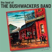 The Bushwackers Band - The Best Of CD