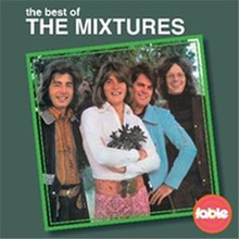 The Mixtures - The Best Of CD