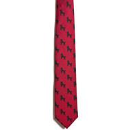 Chipp Black Poodle tie