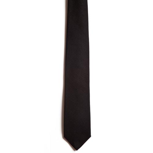 Chipp Black Grenadine Tie