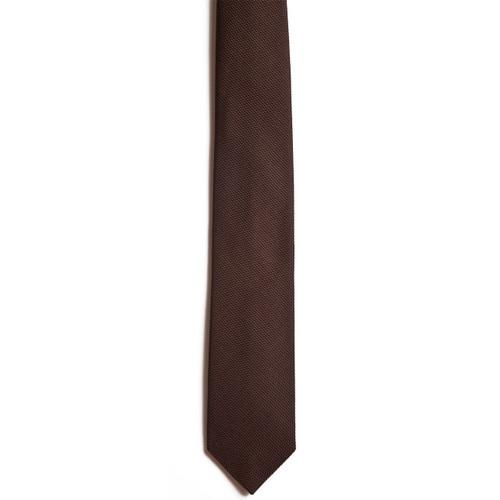 Chipp Chocolate Grenadine Tie