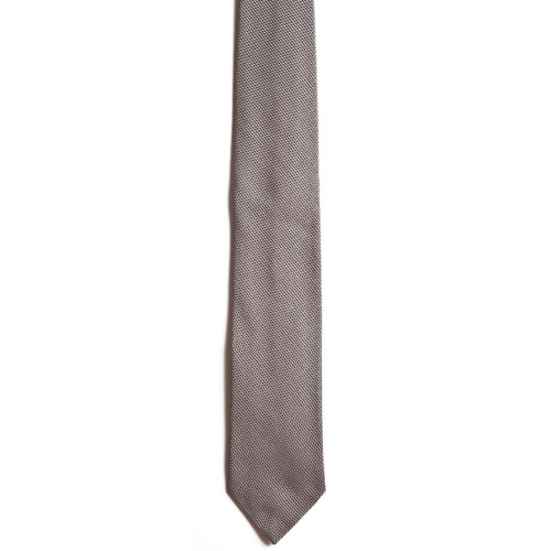 Chipp Grey Grenadine Tie