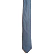 Chipp Slate Blue Grenadine Tie