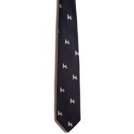 Chipp Afghan Hound tie