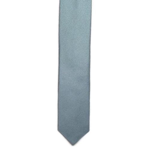 Chipp powder blue grenadine necktie
