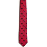 Chipp Black Labrador tie