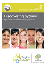 Discovering Sydney (Book and CD)