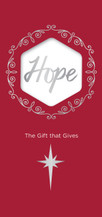 Gift of Hope-Red $25