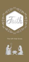 Gift of Faith-Gold $75