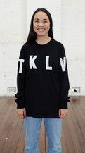 TKLV Long Sleeve - Black