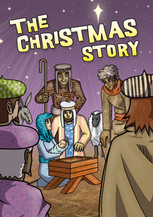 The Christmas Story-Comic LIMITED STOCK  ONLINE ORDERS ONLY