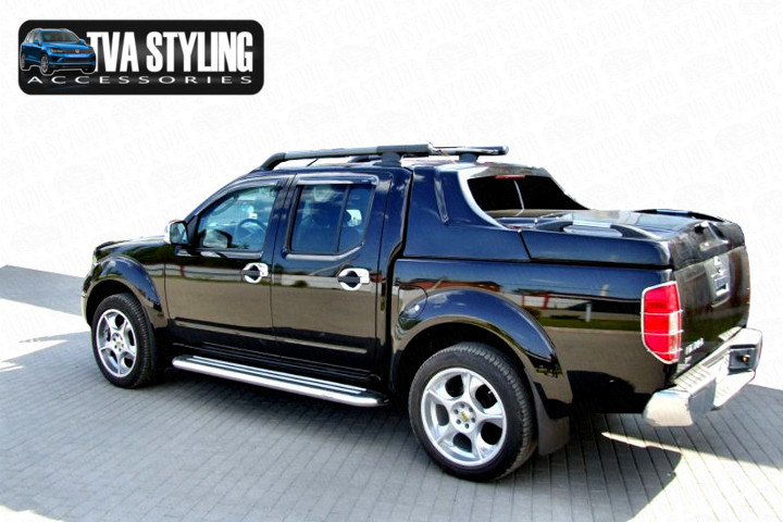 nissan navara fullbox 4x4 accessories tva styling. Black Bedroom Furniture Sets. Home Design Ideas